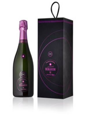 Franciacorta 61 NATURE ROSE 2011 0,75cl